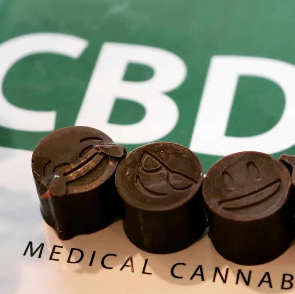 Medical CBD Chocolates