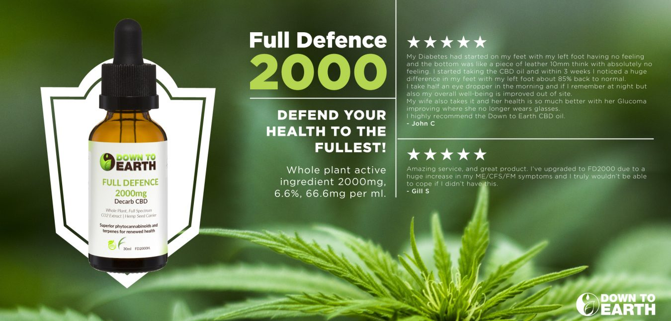 Full Defence 2000mg